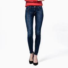 女士710超紧身牛仔裤